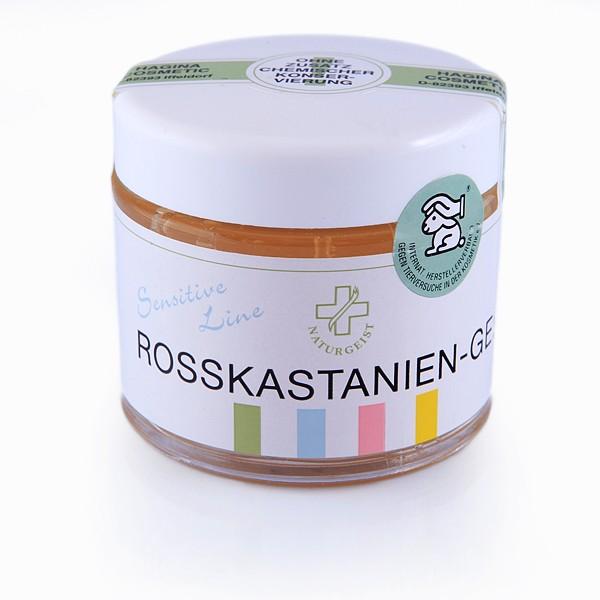 Rosskastanien-Gel