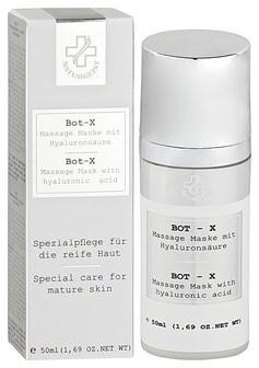 Bot-X Massage Maske mit Hyaluronsäure